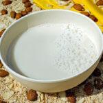 Mandelmilch selber machen - Ein Slow Carb Ersatz für Kuhmilch