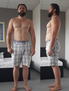 Body Transformation Woche 2