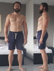 Body Transformation Woche 4
