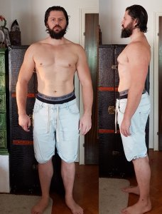 Body Transformation Woche 6