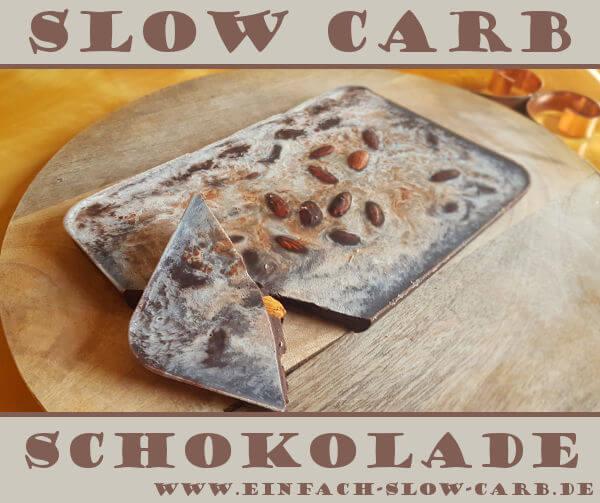 Slow Carb Schokolade