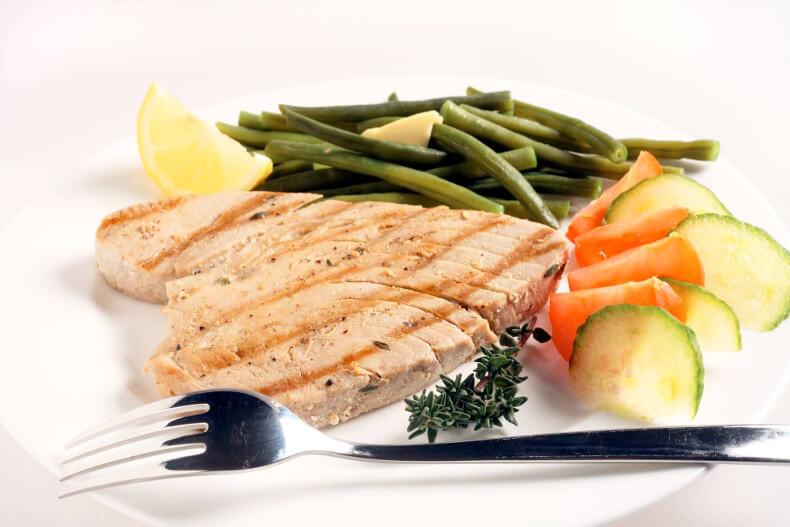 Essen genießen mit Slow Carb