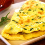 Slow Carb Omelette