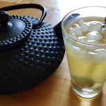 Slow Carb Eistee aus kalt aufgegossenem Grünem Tee